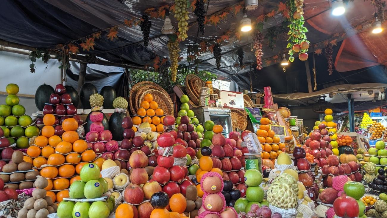 維生素C蔬菜水果